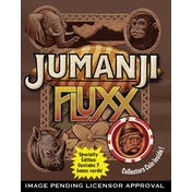Jumanji Fluxx Card Game