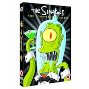 The Simpsons: Season 14 DVD