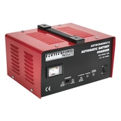 Battery Charger Electronic 12Amp 6/12V 230V