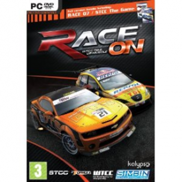 Race On WTCC 08 & US Muscle Game PC