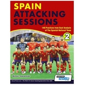 SoccerTutor Spain Attacking Sessions (140 Practices) Book