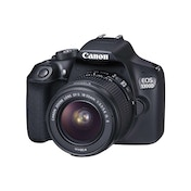 Canon EOS 1300D SLR Camera inc EF-S 18-55mm f/3.5-5.6 IS II Lens
