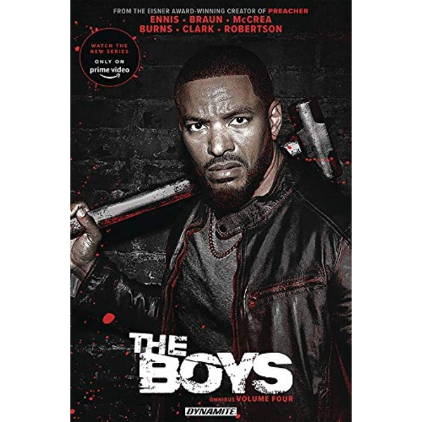 The Boys Omnibus Vol. 4 - Photo Cover Edition