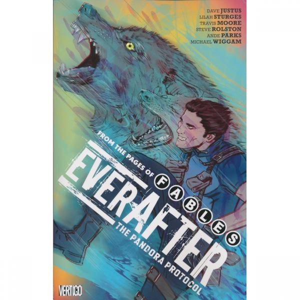 Everafter  From The Pages Of Fables: Volume 1: Pandora