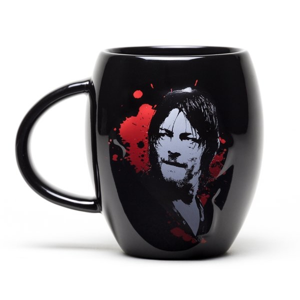The Walking Dead Walker Hunter Oval Mug
