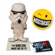 Star Wars Wacky Stormtrooper Darkside Made Me Do It Figure