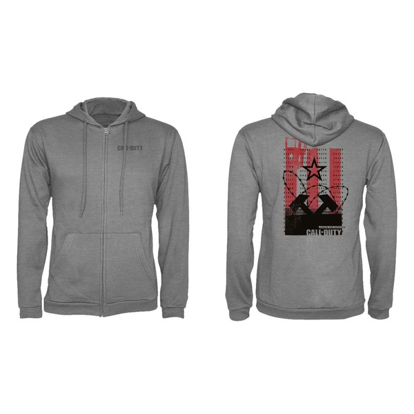 Call of Duty: Black Ops Cold War Hooded Sweater Locate & Retrieve Size M