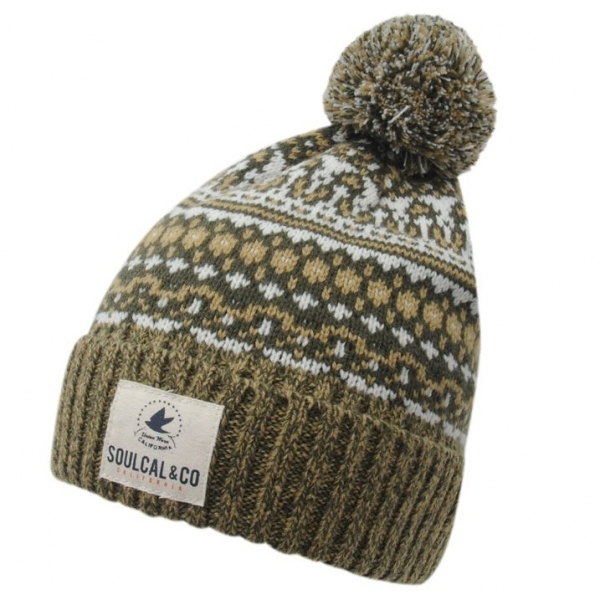 22d34fbe SoulCal Icicle Beanie Hat Mens