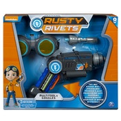 Rusty Rivets Multitool & Goggles Playset