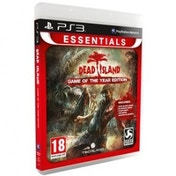 Dead Island Game of the Year GOTY Edition PS3 Game (Essentials)