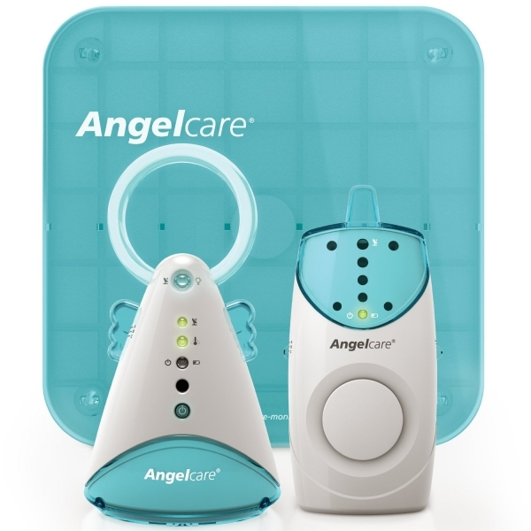 (Damaged Packaging) Angelcare Simplicity AC601 Movement & Sound Baby Monitor