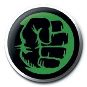 Marvel Retro - Hulk Icon Badge