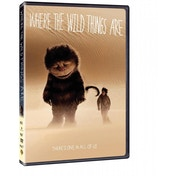 Where the Wild Things Are DVD