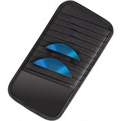 Cd Sun Visor Case 10 Black