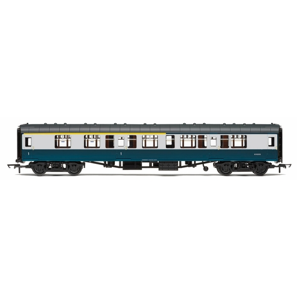 Hornby BR Mk1 Corridor Composite W16209 Era 7 Model Train