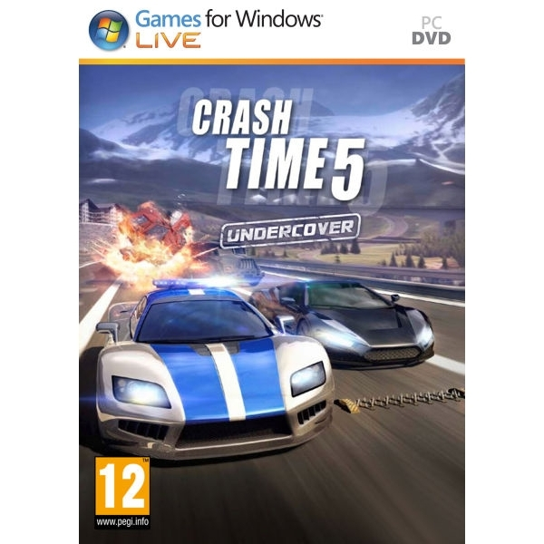 Crash Time 5 Undercover Game PC