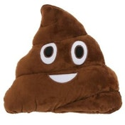 Poop Emotive Cushion