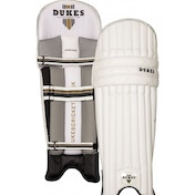 Dukes Legend Club Batting Pads Mens Ambidextrous