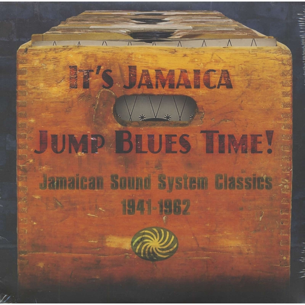 Various ‎– It's Jamaica Jump Blues Time! Jamaican Sound System Classics 1941-1962 Vinyl