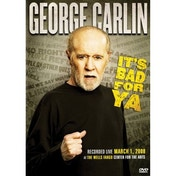George Carlin It's Bad For Ya DVD