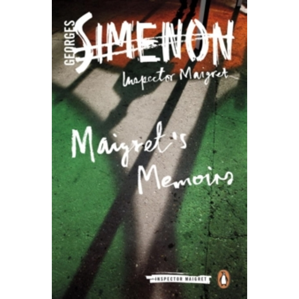 Maigret's Memoirs: Inspector Maigret #35 by Georges Simenon (Paperback, 2016)