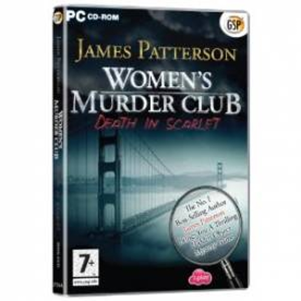 Womens Murder Club Death in Scarlet Game PC