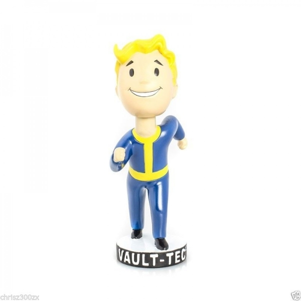 vault boy 111 series 1 endurance fallout 4 bobble head. Black Bedroom Furniture Sets. Home Design Ideas
