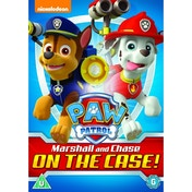 Paw Patrol: Marshall & Chase on the Case DVD