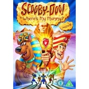 Scooby Doo Wheres My Mummy DVD