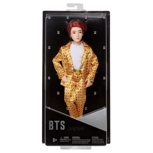 BTS K-Pop Fashion Doll - Jung Kook