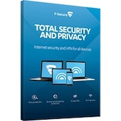 F-SECURE Total Security and Privacy 1year(s) Multilingual FCFTBR1N005G1
