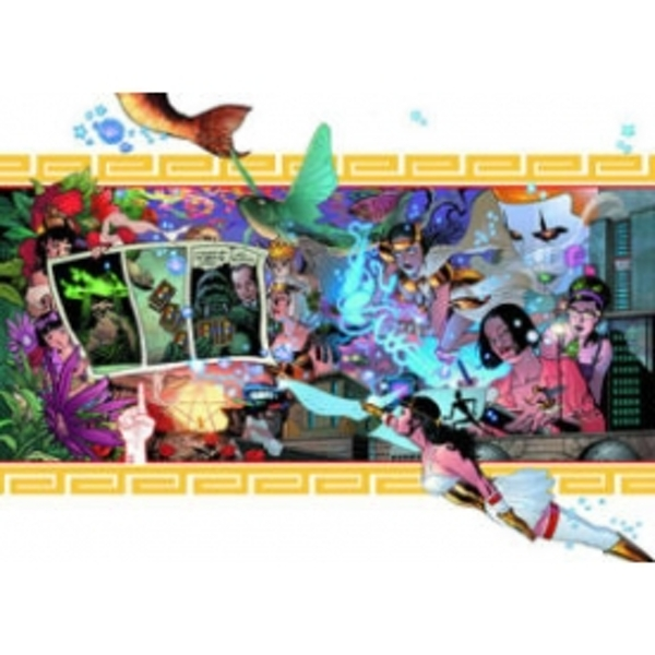 Promethea: The Immateria Edition HC