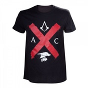 Assassin's Creed Syndicate Adult Male Rooks Red Cross Edition X-Large T-Shirt