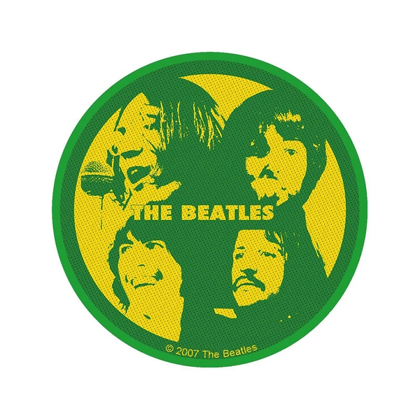 The Beatles - Let it Be Standard Patch