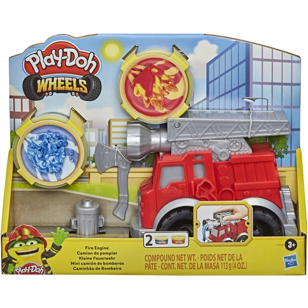 Play-Doh Fire Engine Playset