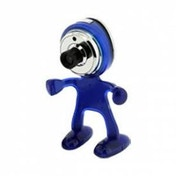 Satzuma Webcam Man - Blue