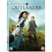 Outlander: Complete Season 1 DVD