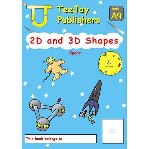 TeeJay Level A Maths: Bk.9: 2D and 3D Shapes by James Geddes, Tom Strang (Paperback, 2008)
