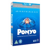 Ponyo (DVD and Blu-Ray) (Studio Ghibli Collection)