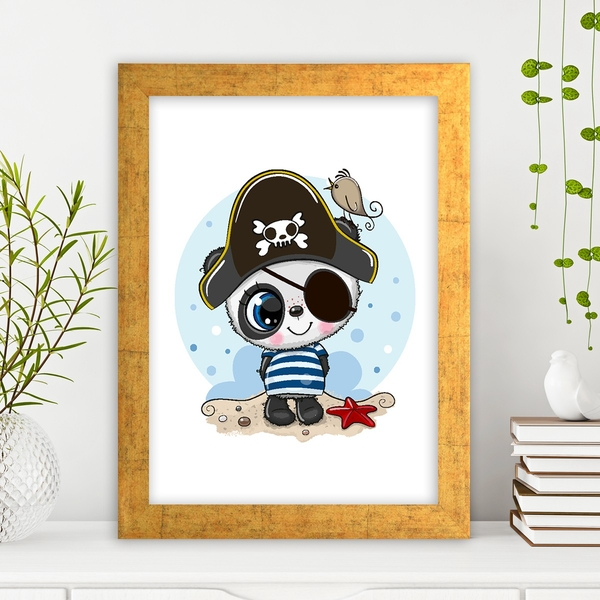 AC1366514276 Multicolor Decorative Framed MDF Painting