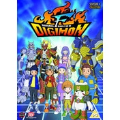 Digimon Frontier Season 4 DVD