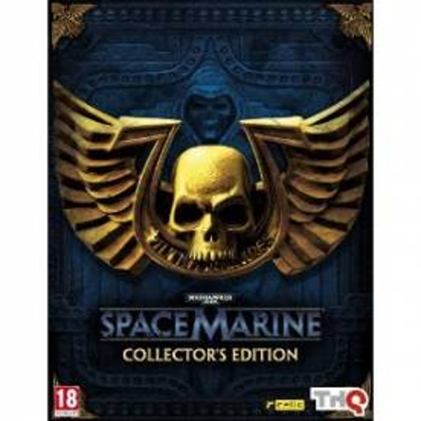 Warhammer 40000 Space Marine Collector's Edition Game PC