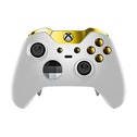 White Velvet & Gold Edition Xbox One Elite Controller