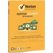 Norton Security With Backup 2.0 25GB 1 User 10 Devices 2015