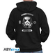 Star Wars - Trooper Men's XX-Large Hoodie - Black - Image 2