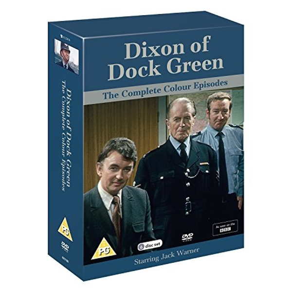Dixon of Dock Green Collection 1-3 DVD