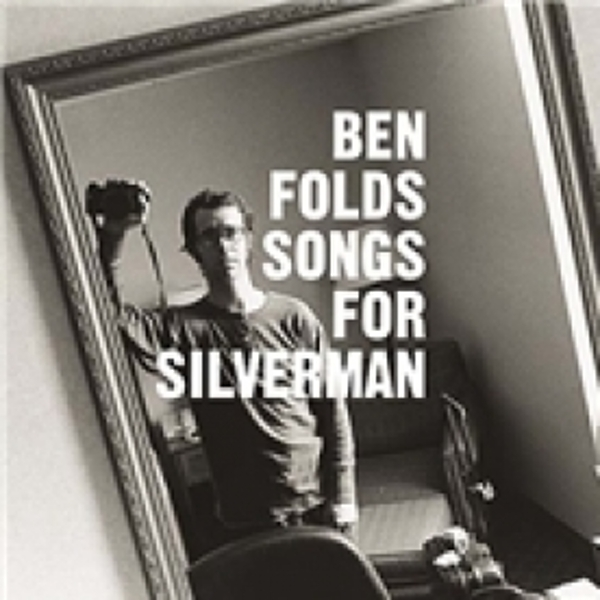 Ben Folds Songs For Silverman CD