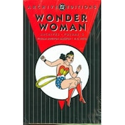 Wonder Woman Archives HC Vol 05