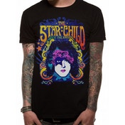 Kiss - The Star Child Sk Men's XX-Large T-Shirt - Black