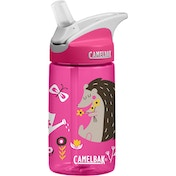 Camelbak Eddy Kids 400ml Water Bottle (Hedgehogs)